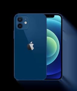 New Apple iPhone 12 (64GB, Blue)