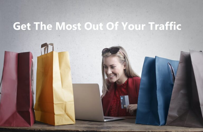 Get The Most Out Of Your Traffic Establishing your own E-commerce site is not like what it used to be. There are thousands of competition that is all too willing to get a bigger share ofthepie.