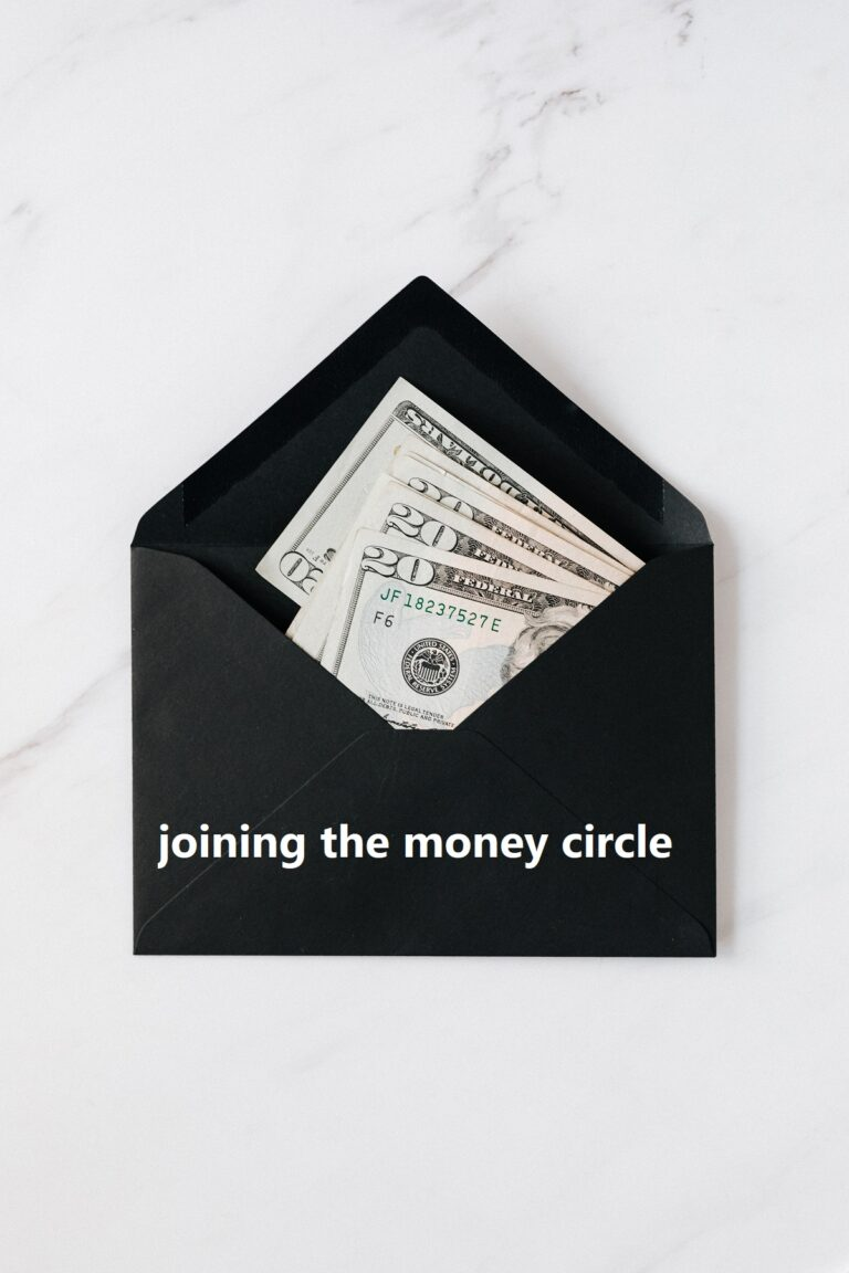 joining the money circle